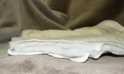 ALPAKA-Single bed (one nonwoven layer) - sommer bed